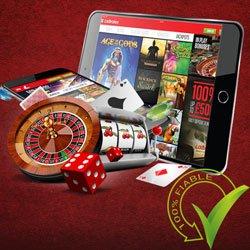 sécurité sur casino